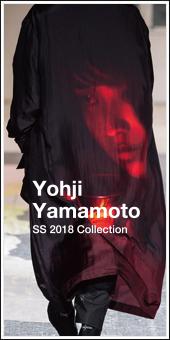 Yohji Yamamoto 2018SS