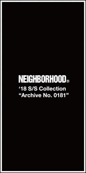 Neighborhood 2018 S/S Collection