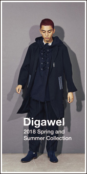Digawl 2018 S/S Collection