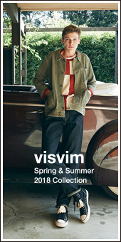 visvim 2018 S/S Collection