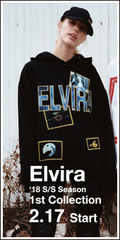 Elvira 2018S/S Collection