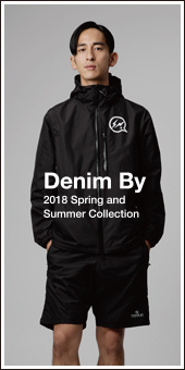 Denim By 2018 S/S Collection