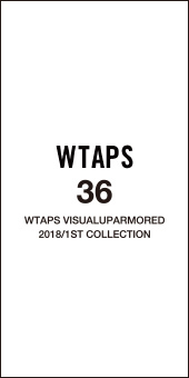 Wtaps 2018S/S Collection