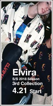 Elvira 2018S/S Collection