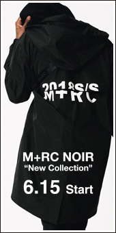 M+RC NOIR New Collection