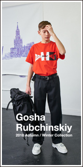 Gosha Rubchinskiy 2018A/W Collection