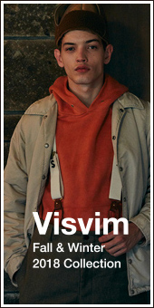 visvim 2018A/W Collection
