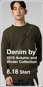 Denim By 2018 A/W Collection