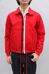 GOLD COTTON WEATHER COLLEGE JACKET (GL12766)