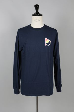 Paterson SIDELINE LONG SLEEVE NAVY (MC-T0917-LS1)
