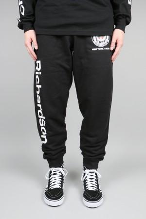 Richardson Strawberry Teamster Sweatpant Black(SS18004)