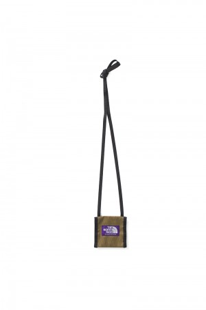The North Face Purple Label -Men- X-Pac Shoulder Case - BROWN (NN7855N)