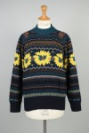 Flower Knit Pullover (18-03993)