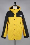 The North Face -Men- MOUNTAIN LIGHT JACKET - LEOPARD YELLOW (NP11834)