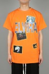 NIGHT VISION T-SHIRT / ORANGE(18EL-SS-32)