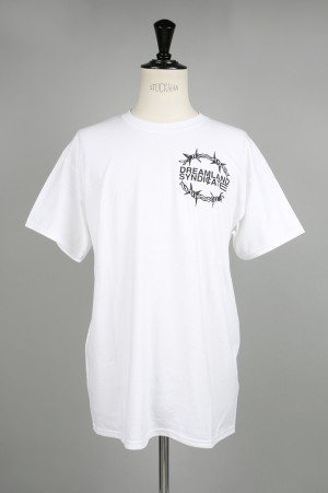 Dreamland Syndicate Dreamzone T-Shirt / White