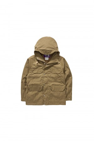 The North Face Purple Label -Men- 65/35 Mountain Parka - COPPER (NP2854N)