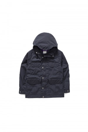 The North Face Purple Label -Men- 65/35 Mountain Parka - DARK NAVY (NP2854N)