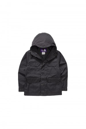 The North Face Purple Label -Men- 65/35 Mountain Parka - BLACK (NP2854N)