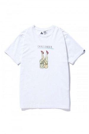 Challenger HOT PEACE TEE (CLG-TS 018-019)