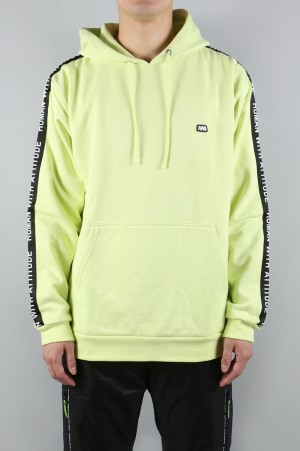 Human With Attitude LINE HOODIE