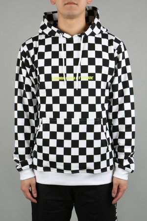 Human With Attitude CHECK HOODIE