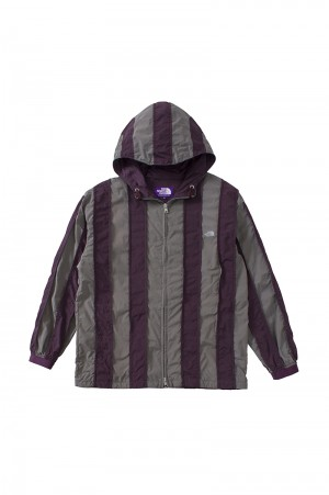 The North Face Purple Label -Men- Mountain Wind Parka - BORDEAUX (NP2850N)