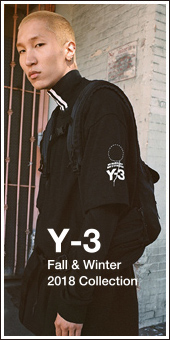 Y-3 2018A/W Collection