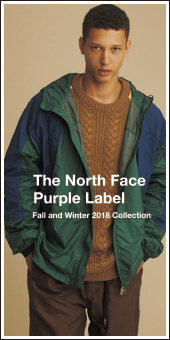 The North Face Purple Label 2018A/W Collection