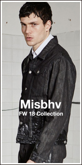 Misbhv 2018A/W Collection