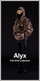 Alyx 2018A/W Collection