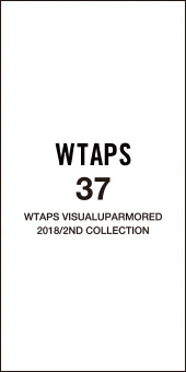 Wtaps 2018A/W Collection