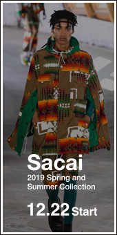 Sacai 2018S/S Collection