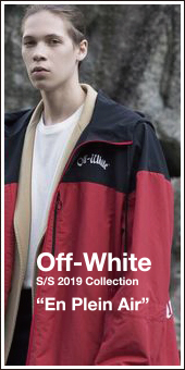 Off-White 2019S/S Collection