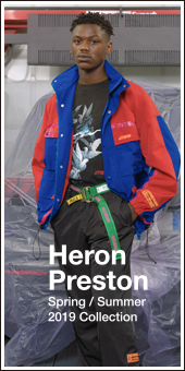 Heron Preston 2019S/S Collection