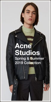 Acne Studios 2019S/S Collection