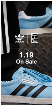 adidas originals × have a good time