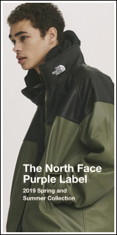 The North Face Purple Label 2019S/S Collection