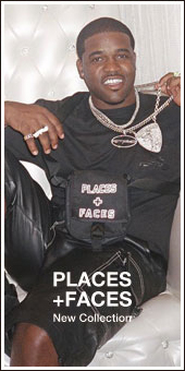 PLACES+FACES 2019S/S Collection
