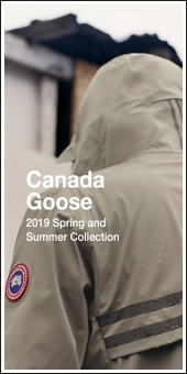 Canada Goose 2019S/S Collection