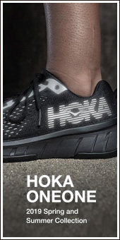 Hoka One One 2019S/S Collection