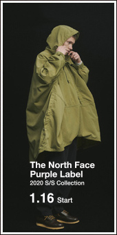 The North Face Purple Label 2020S/S Collection