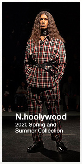 N.Hoolywood 2020 SS Collection