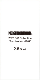 Neighborhood 2020 SS Collection