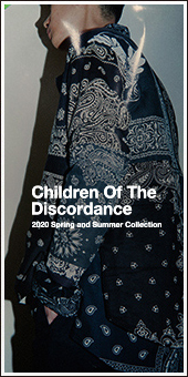 Children Of The Discordance 2020S/S Collection