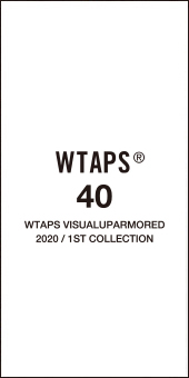 Wtaps 2020 SS Collection