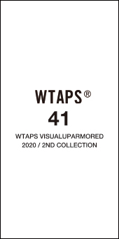 Wtaps 2020 / 2nd Collection