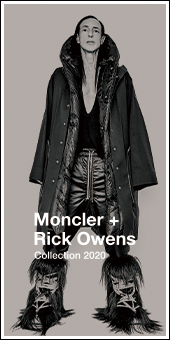 Moncler + Rick Owens 2020 Collection