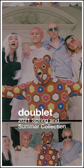 doublet 2021SS Collection