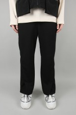 Vein PE/CO DOUBLE KNIT FLARE TROUSERS(VP01-316)